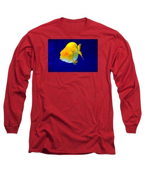 Lion Head Goldfish 5 Long Sleeve T-Shirt