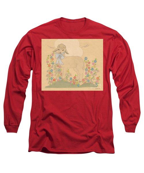 Little Lamb Long Sleeve T-Shirt