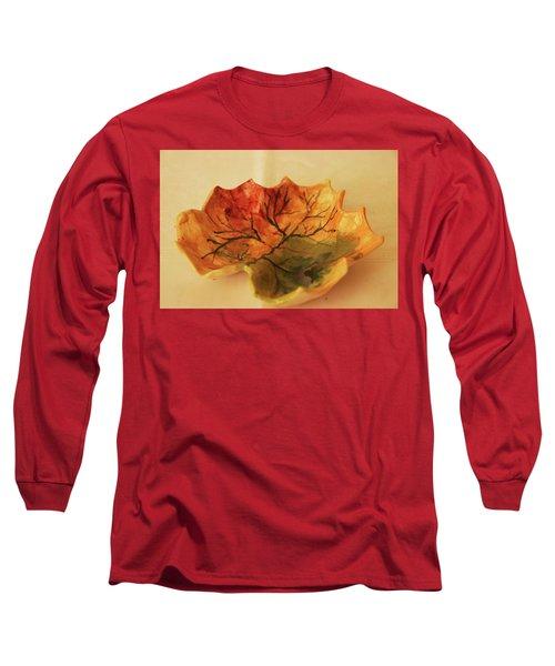 Little Leif Dish  Long Sleeve T-Shirt