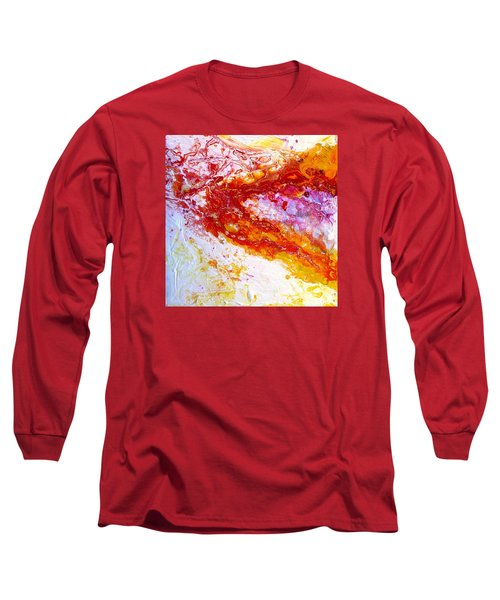 Live What You Love Long Sleeve T-Shirt by Tracy Bonin