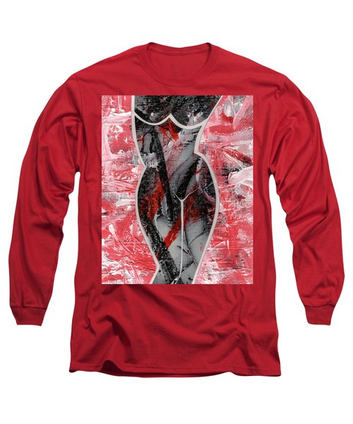 Lively Long Sleeve T-Shirt by Roseanne Jones