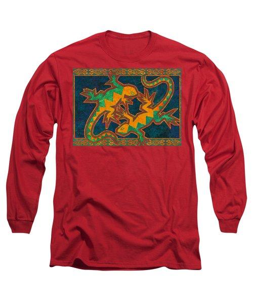Lizards Long Sleeve T-Shirt