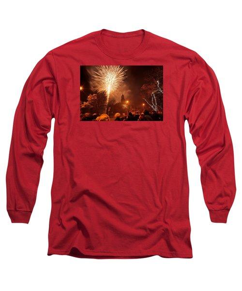 Llanelli Fireworks Long Sleeve T-Shirt