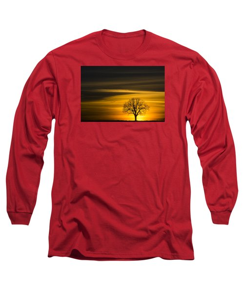 Lone Tree - 7061 Long Sleeve T-Shirt