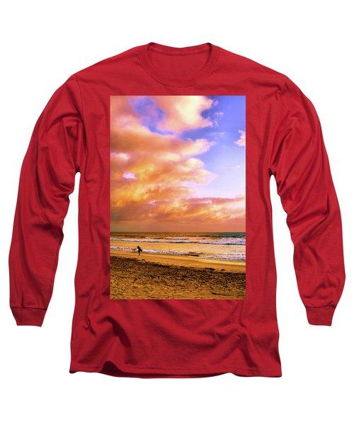 Long Walk Home Long Sleeve T-Shirt
