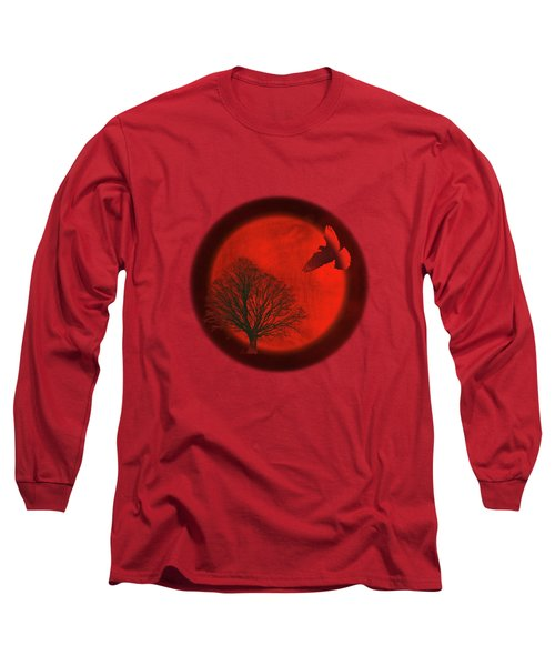Longing Long Sleeve T-Shirt by AugenWerk Susann Serfezi