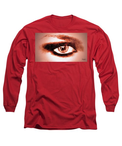 Look Into My Eye Long Sleeve T-Shirt
