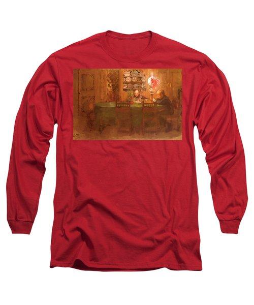 Los Deberes 1898 Long Sleeve T-Shirt