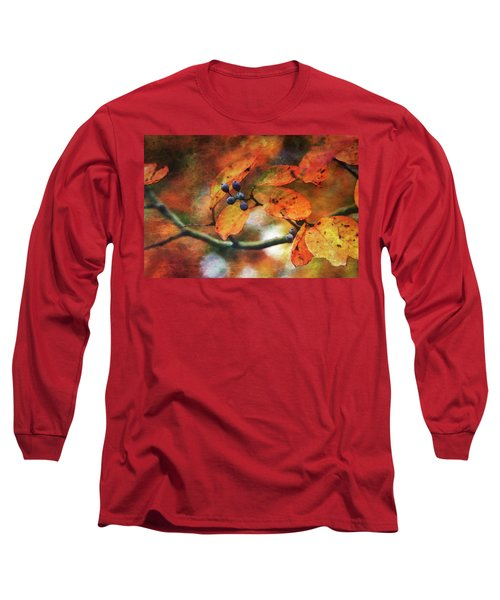 Lost Autumns Beauty 6570 Ldp_2 Long Sleeve T-Shirt