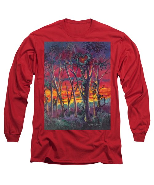 Love And The Evening Star Long Sleeve T-Shirt
