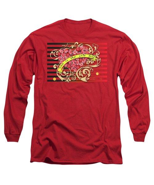 Love Is... Long Sleeve T-Shirt