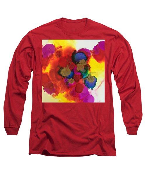 Love Is Everywhere  Long Sleeve T-Shirt by Tara Moorman