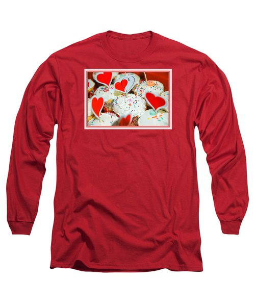 Love Me Long Sleeve T-Shirt by Mary Timman
