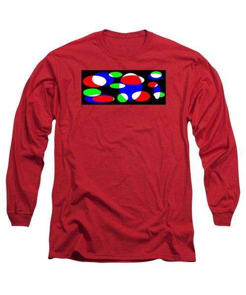 Love No. 10 Long Sleeve T-Shirt by Mirfarhad Moghimi
