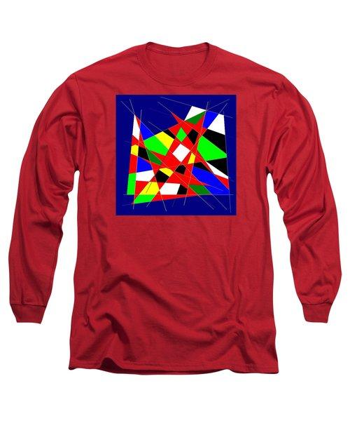 Love No. 11 Long Sleeve T-Shirt by Mirfarhad Moghimi