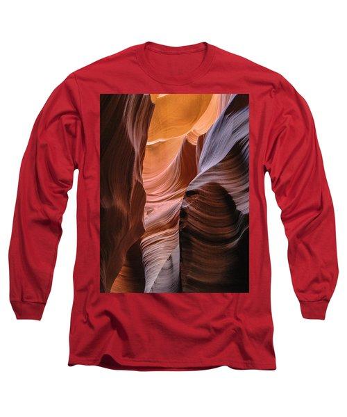 Lower Antelope Canyon Navajo Tribal Park #1 Long Sleeve T-Shirt
