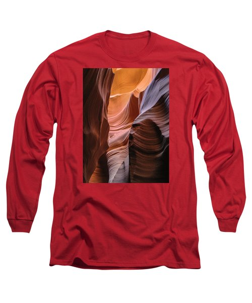 Lower Antelope Canyon Navajo Tribal Park #1 Long Sleeve T-Shirt