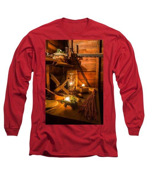 Lucky Joe-1 Long Sleeve T-Shirt