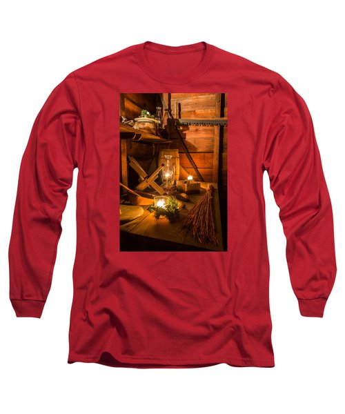 Lucky Joe-1 Long Sleeve T-Shirt