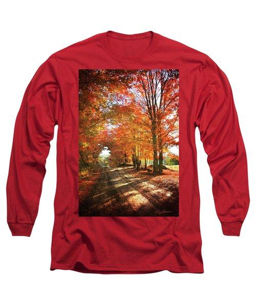 Lupton Road Long Sleeve T-Shirt
