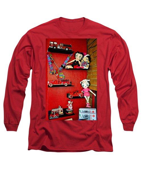 Luxurious Tchotchkes Long Sleeve T-Shirt
