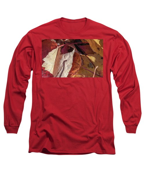 Lying Around -  Long Sleeve T-Shirt