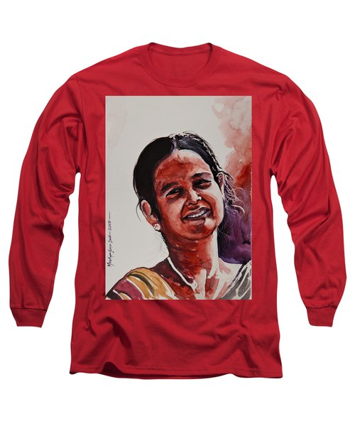 Maa Long Sleeve T-Shirt