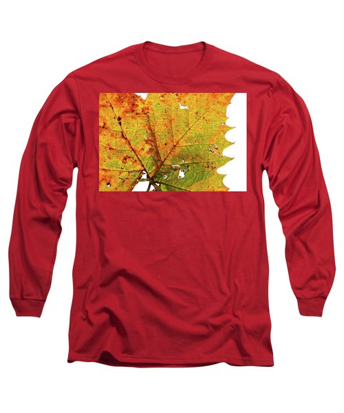 Macro Autum Long Sleeve T-Shirt