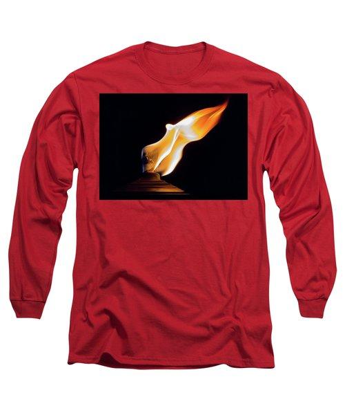Macro Torch Long Sleeve T-Shirt