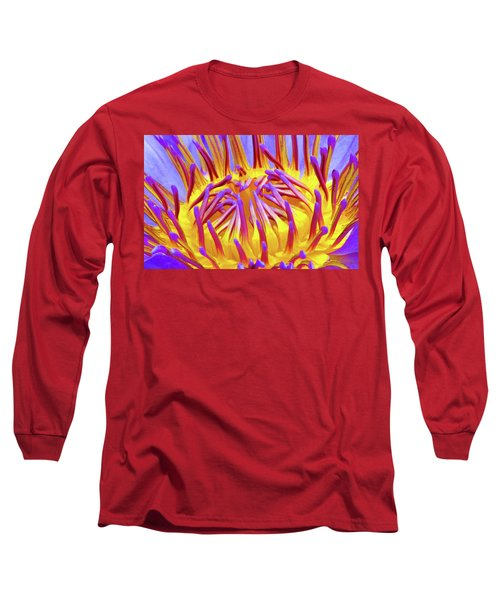 Macro's Lotus Long Sleeve T-Shirt