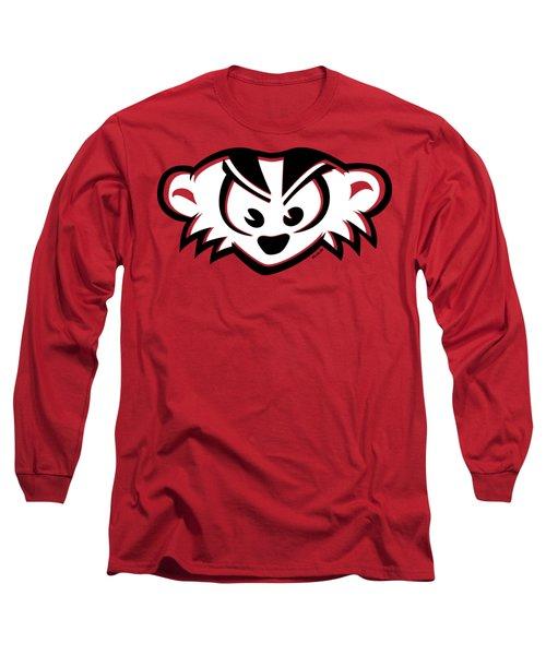 Mad Badger Long Sleeve T-Shirt