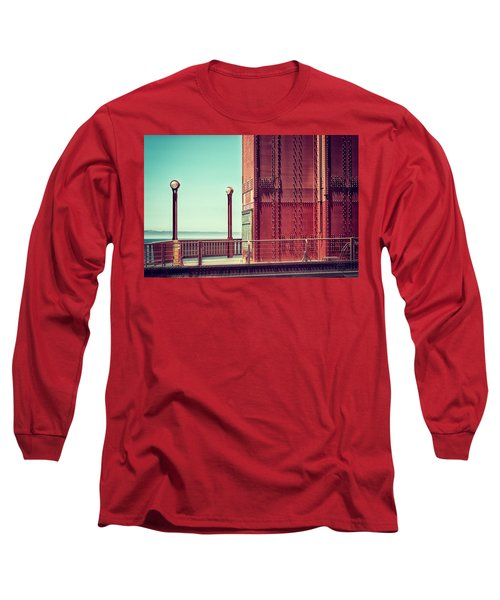 Made Of Steel Long Sleeve T-Shirt