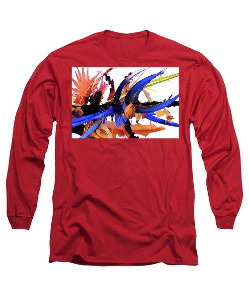 Made Of Steel Long Sleeve T-Shirt