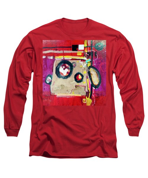 Magenta Minute Long Sleeve T-Shirt