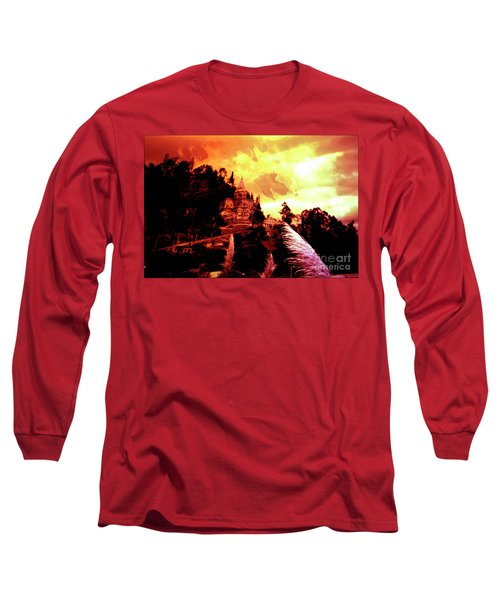 Long Sleeve T-Shirt featuring the photograph Magnificent Church Of Biblian IIi by Al Bourassa
