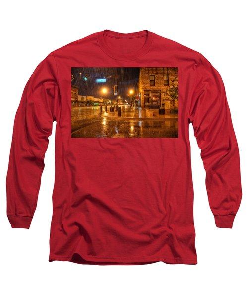 Main And Hudson Long Sleeve T-Shirt by Fiskr Larsen