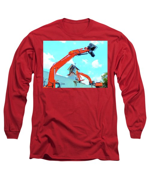 Make Way For Commerce Long Sleeve T-Shirt