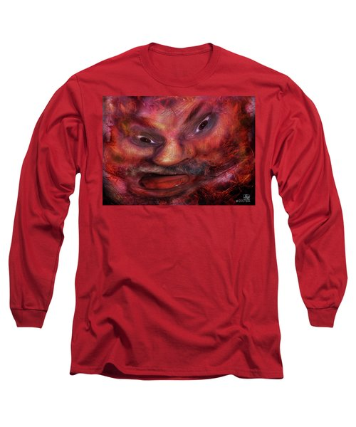 Making Faces  Long Sleeve T-Shirt