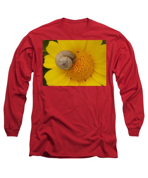 Malta Flower Long Sleeve T-Shirt