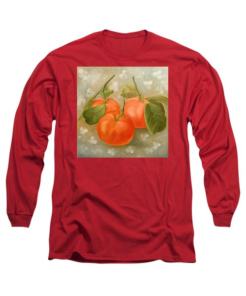 Mandarins Long Sleeve T-Shirt