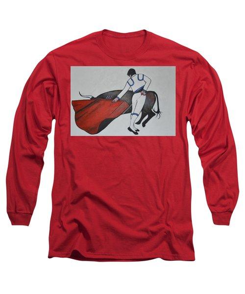 Manolete 2 Long Sleeve T-Shirt