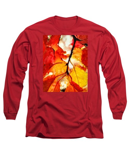 Maple Long Sleeve T-Shirt