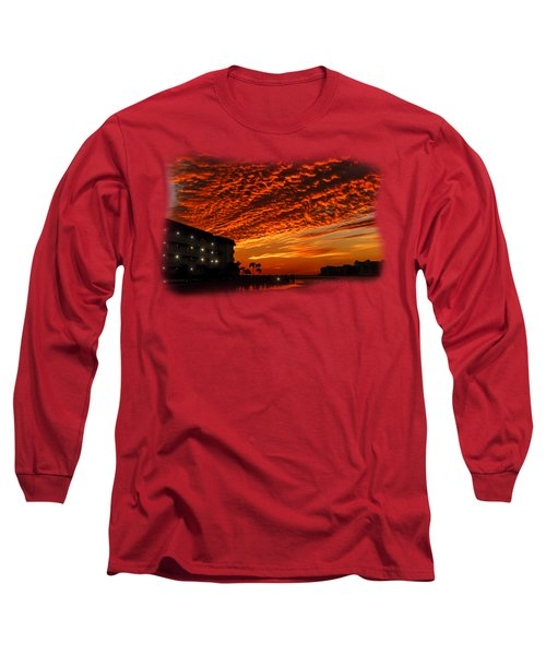 Marco Sunset No.9 Long Sleeve T-Shirt by Mark Myhaver