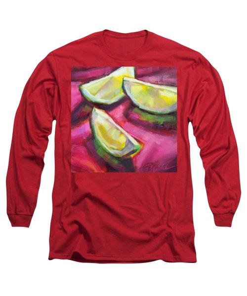 Margarita Limes Long Sleeve T-Shirt