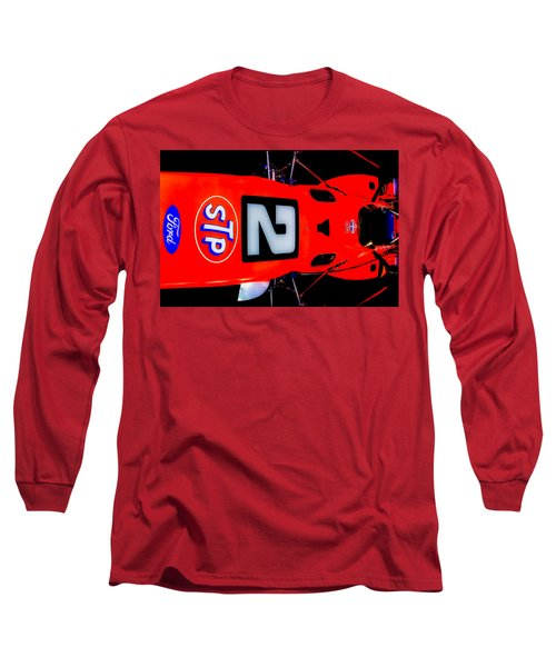 Long Sleeve T-Shirt featuring the photograph Mario 69 by Michael Nowotny