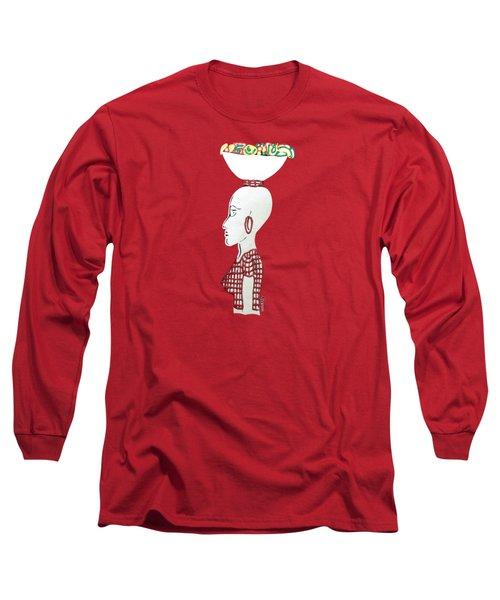 Market Woman1 Long Sleeve T-Shirt
