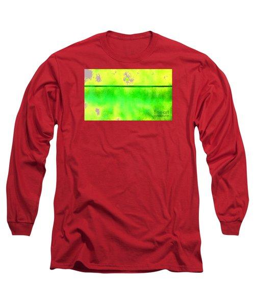 Mars And Europa Long Sleeve T-Shirt by Albert Puskaric