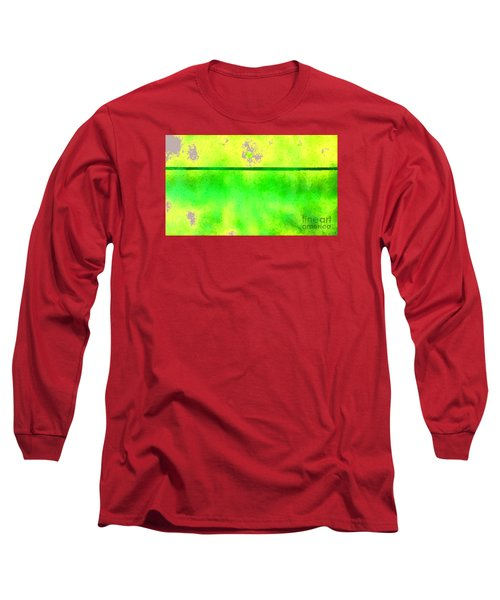 Mars And Europa Long Sleeve T-Shirt