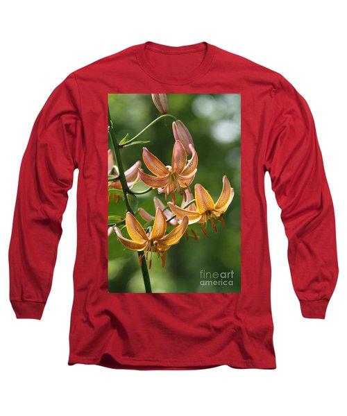 Martagon Lily Long Sleeve T-Shirt