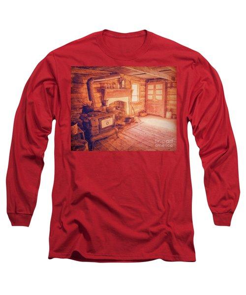 Ma's Kitchen Long Sleeve T-Shirt